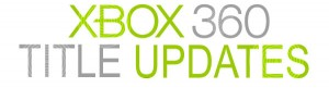 Title update Xbox360 banner